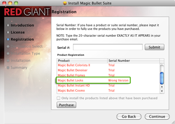 magic bullet looks tutorial after effects cs6 serial number